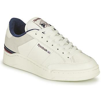 鞋子 球鞋基本款 Reebok Classic AD COURT 白色 / 蓝色