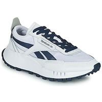 鞋子 球鞋基本款 Reebok Classic CL LEGACY 白色 / 蓝色