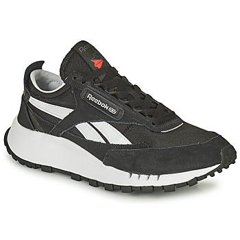 鞋子 球鞋基本款 Reebok Classic CL LEGACY 黑色 / 白色
