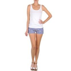 衣服 女士 短裤&百慕大短裤 Antik Batik PARK 蓝色