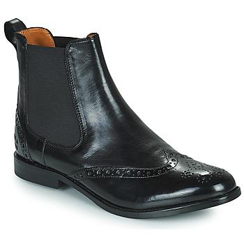 鞋子 女士 短筒靴 Melvin & Hamilton AMELIE 5 黑色