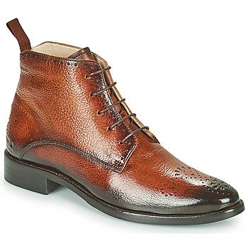 鞋子 女士 短筒靴 Melvin & Hamilton BETTY4 棕色