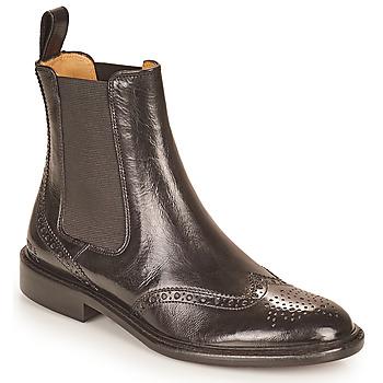 鞋子 女士 短筒靴 Melvin & Hamilton SALLY 112 黑色