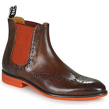 鞋子 男士 短筒靴 Melvin & Hamilton BOBBY 8 棕色