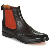 鞋子 女士 短筒靴 Melvin & Hamilton AMELIE 5 棕色 / 橙色