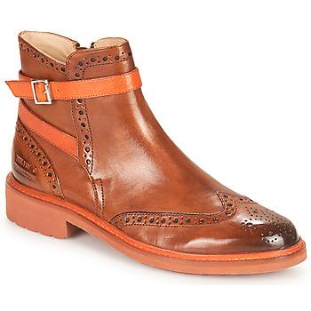 鞋子 女士 短筒靴 Melvin & Hamilton SELINA 25 棕色