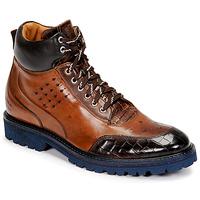 鞋子 男士 短筒靴 Melvin & Hamilton TREVOR 28 棕色