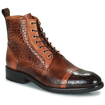 鞋子 男士 短筒靴 Melvin & Hamilton PATRICK 28 棕色