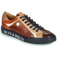 鞋子 男士 球鞋基本款 Melvin & Hamilton HARVEY 9 棕色