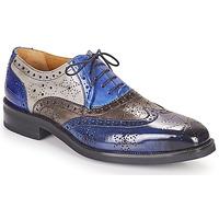 鞋子 男士 德比 Melvin & Hamilton JEFF 28 蓝色
