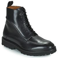 鞋子 男士 短筒靴 Melvin & Hamilton MATTHEW 37 黑色