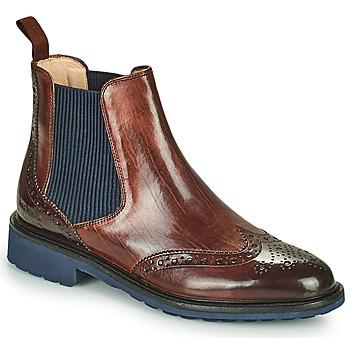 鞋子 女士 短筒靴 Melvin & Hamilton SELINA 6 棕色