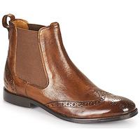 鞋子 女士 短筒靴 Melvin & Hamilton AMELIE 5 棕色