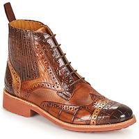 鞋子 女士 短筒靴 Melvin & Hamilton AMELIE 17 棕色
