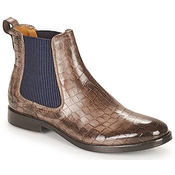 鞋子 女士 短筒靴 Melvin & Hamilton AMELIE 12 棕色