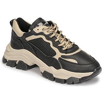 鞋子 女士 球鞋基本款 Bronx TAYKE OVER 黑色