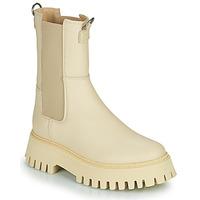 鞋子 女士 短筒靴 Bronx GROOV Y 米色