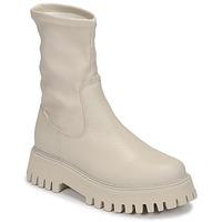 鞋子 女士 短筒靴 Bronx GROOV Y 白色