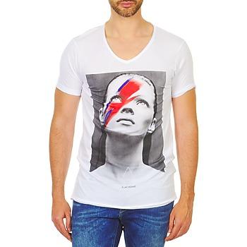 衣服 男士 短袖体恤 Eleven Paris KATOS 白色