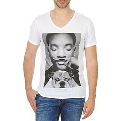 衣服 男士 短袖体恤 Eleven Paris WOLY M 白色