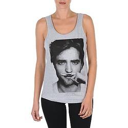 衣服 女士 无领短袖套衫/无袖T恤 Eleven Paris BERTY DEB W 灰色