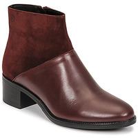 鞋子 女士 短靴 Betty London PANDINA 波尔多红