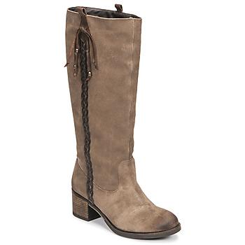 鞋子 女士 都市靴 Betty London ELOANE 灰褐色