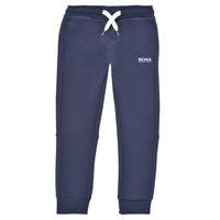 衣服 男孩 厚裤子 BOSS PATELIN 海蓝色