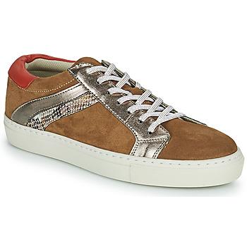 鞋子 女士 球鞋基本款 Betty London PITINETTE 棕色