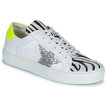 鞋子 女士 球鞋基本款 Betty London PAVLINA 白色