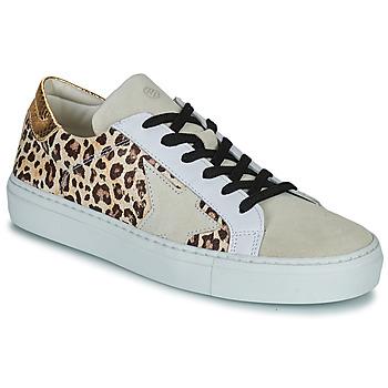 鞋子 女士 球鞋基本款 Betty London PAVLINA 米色