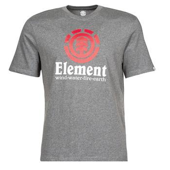 衣服 男士 短袖体恤 Element VERTICAL SS 灰色