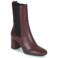 鞋子 女士 短靴 Betty London PASTILLE 波尔多红