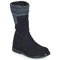 鞋子 女孩 都市靴 Citrouille et Compagnie PRARA 海蓝色