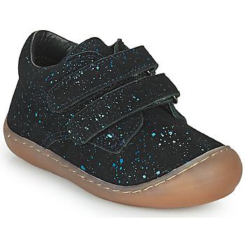 鞋子 女孩 高帮鞋 Citrouille et Compagnie PIOTE 蓝色