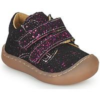 鞋子 女孩 高帮鞋 Citrouille et Compagnie PIOTE 紫红色