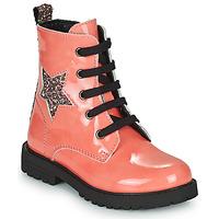 鞋子 女孩 短筒靴 Citrouille et Compagnie PICOTI 玫瑰色