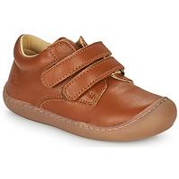 鞋子 儿童 高帮鞋 Citrouille et Compagnie PIOTE 棕色