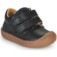 鞋子 儿童 高帮鞋 Citrouille et Compagnie PIOTE 黑色
