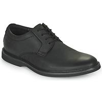 鞋子 男士 德比 Clarks 其乐 ATTICUS LTLACE 黑色