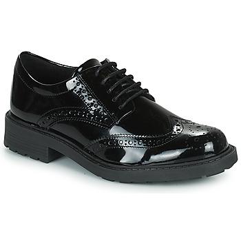 鞋子 女士 德比 Clarks 其乐 ORINOCO2 LIMIT 黑色