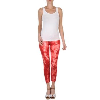 衣服 女士 七分裤 Eleven Paris DAISY 红色 / 白色