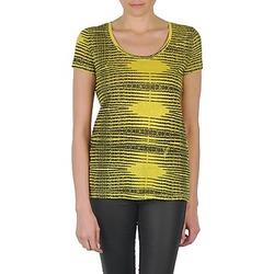 衣服 女士 短袖体恤 Eleven Paris DARDOOT 黄色