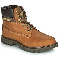 鞋子 男士 短筒靴 Caterpillar COLORADO 2.0 棕色