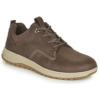 鞋子 男士 球鞋基本款 Caterpillar TITUS 棕色