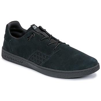 鞋子 男士 球鞋基本款 Caterpillar PAUSE 黑色