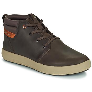 鞋子 男士 高帮鞋 Caterpillar PROXY MID 棕色