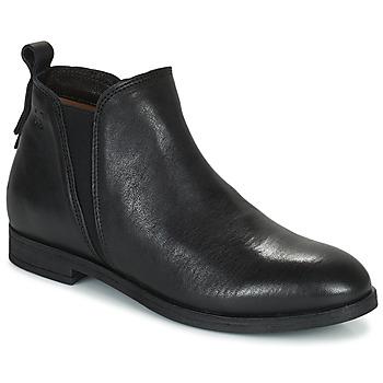 鞋子 女士 短筒靴 Dream in Green LIMIDISI 黑色