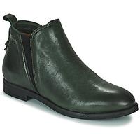 鞋子 女士 短筒靴 Dream in Green LIMIDISI 绿色