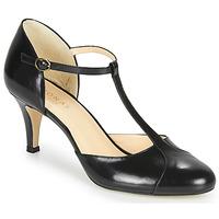 鞋子 女士 高跟鞋 Jonak BLOUTOU 黑色